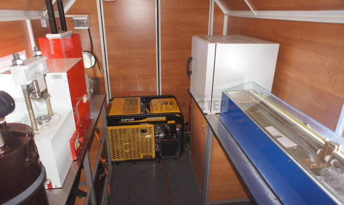 оснащение мобильной дорожной лаборатории Санкт-Петербурга украинской кухней